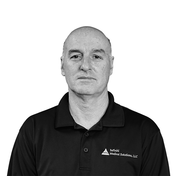 Quality Medical Group - Biomedical Equipment Technician Andy Bythell