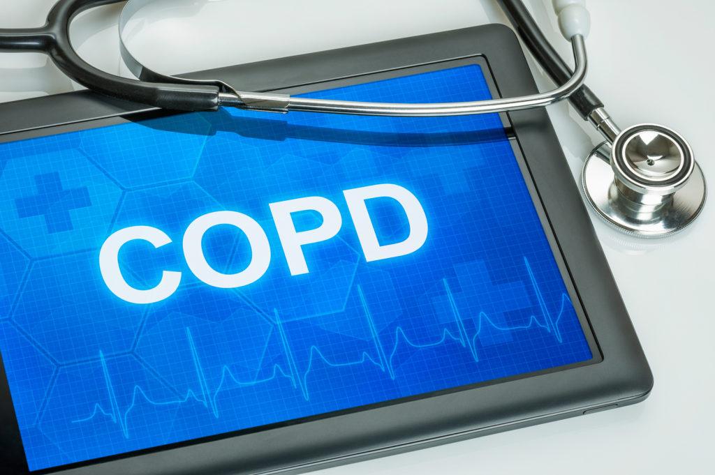 Trilogy Ventilator for COPD
