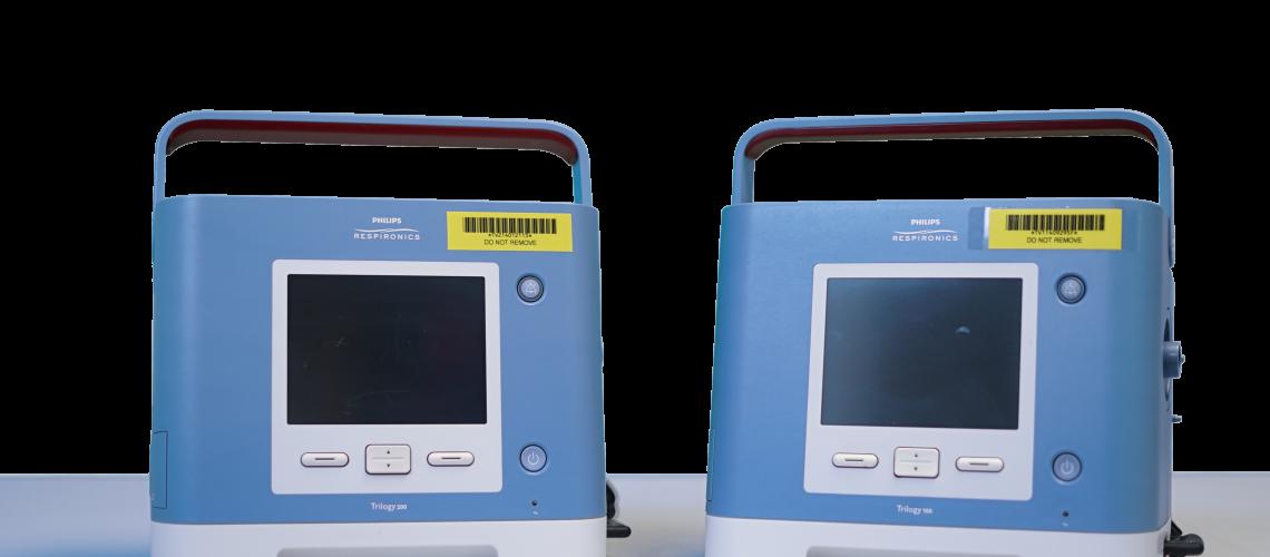 Respironics Trilogy Ventilator - Benefits for COPD Patients
