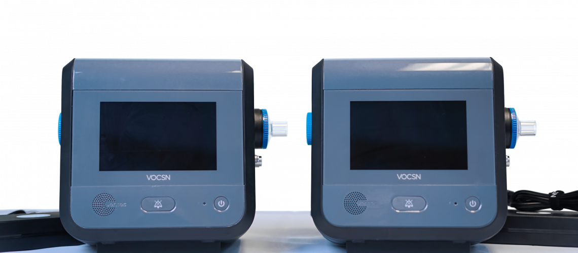 Ventec VOCSN - Integrated Respiratory Therapies with One Device
